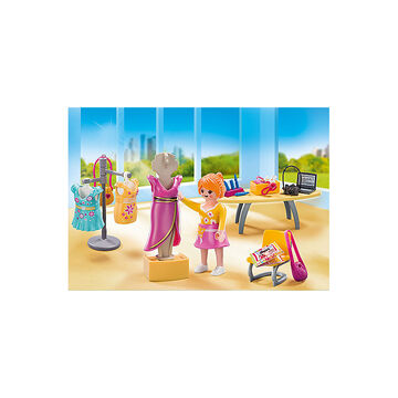 Playmobil City Life - Fashion Boutique Carry Case - Large