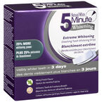 Natural White Whiten Strips - 56's