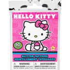 Hello Kitty Glitter Tattoo Pack - 50's
