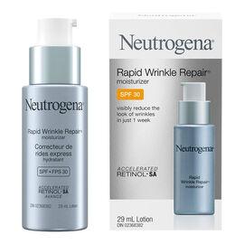 Neutrogena Rapid Wrinkle Repair Moisturizer - SPF 30 - 29ml
