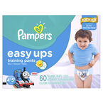 Pampers Easy Ups Trainers - Boys - 4T-5T - 60's/Super