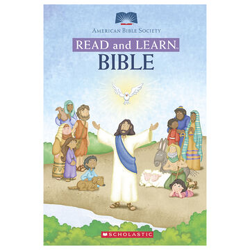 Read and Learn Bible by American Bible Society