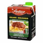 Antico Tradition Organic Pasta Sauce - Tomato Basil - 750ml