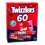 Twizzlers & Nibs Assortment - 60's