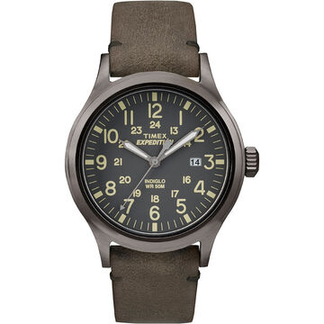 Timex Expedition Scout - Brown - TW4B01700AW