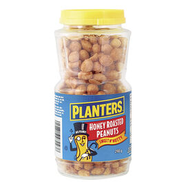 Planters Peanuts - Honey Roasted - 300g
