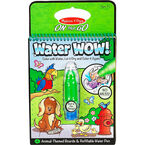 Melissa & Doug On the Go Water WOW! Activity Book - Animals - 5376