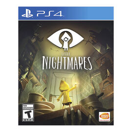 PRE ORDER: PS4 Little Nightmares Six Edition