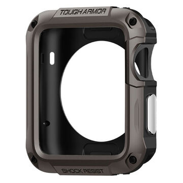Spigen Tough Armor Case for Apple Watch - 42mm - Gunmetal - SGP11504