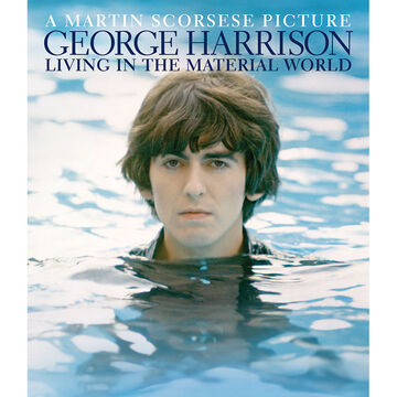 George Harrison: Living In The Material World - Blu-ray