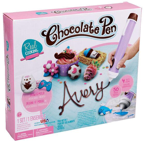 Skyrocket Chocolate Pen 2