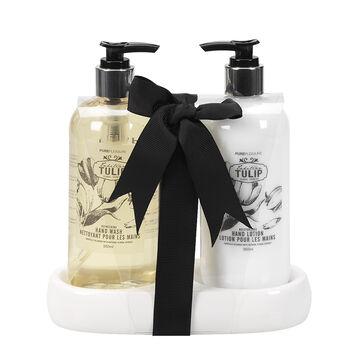 PurePleasure Hand Soap Set - Tahitian Tulip - 3 piece