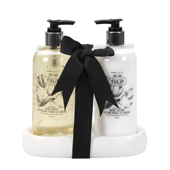 PurePleasure Hand Soap Set - Tahitian Tulip - 3 piece