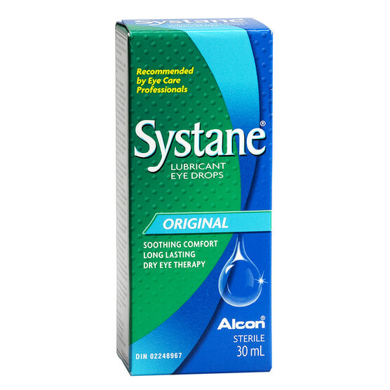 Systane Lubricant Eye Drops - 30ml