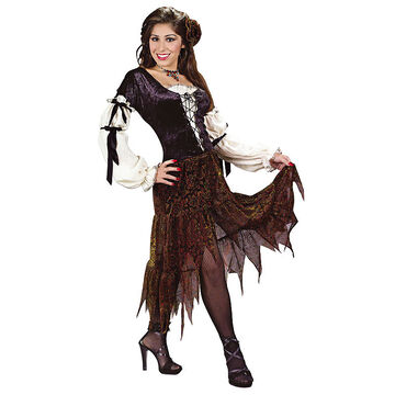 Halloween Gypsy Rose Costume
