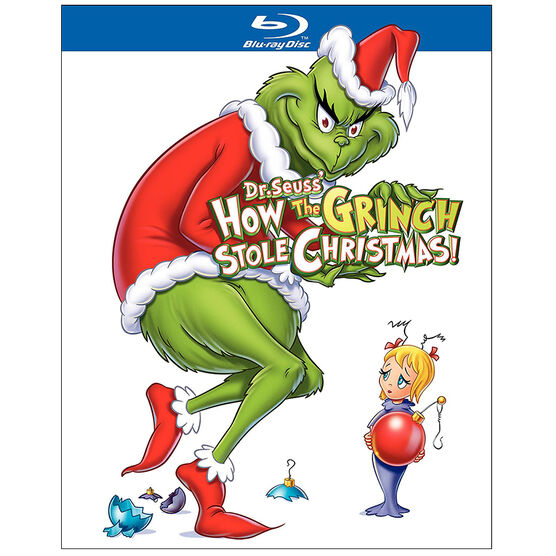 How The Grinch Stole Christmas - Blu-ray