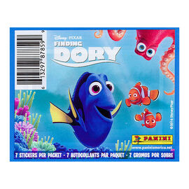 Disney Pixar Finding Dory Stickers