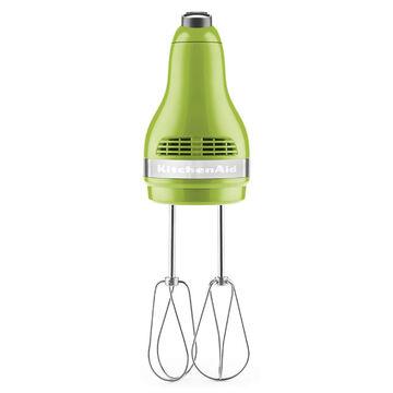 KitchenAid 5-Speed Hand Mixer - Green Apple - KHM512GA