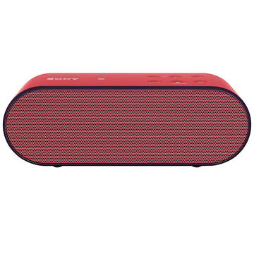 Sony Bluetooth NFC Wireless Speaker - Red - SRSX2R