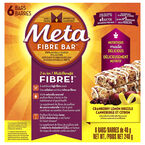 Meta Fibre Bar - Cranberry Lemon Drizzle - 6's