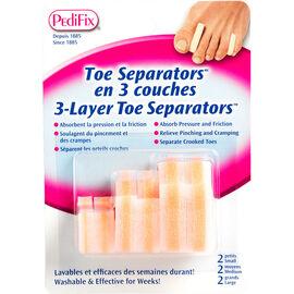 PediFix Toe Separators-2's