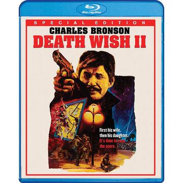 Death Wish II - Blu-ray