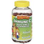 L'il Critters Immune C Plus Zinc & Echinacea Gummy Bears - 190's