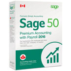 Sage 50 Premium Payroll 2 User - 2016