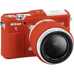 Nikon 1 CF-N6000 Silicone Jacket - Orange - 27144