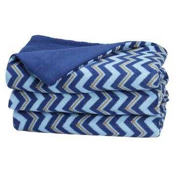 Sunbeam Cuddle Up Throw - Blue - TSF8UR-XB04