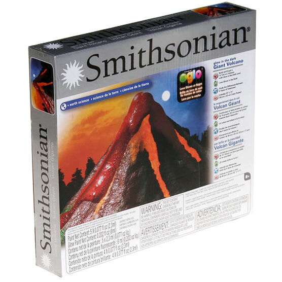 Smithsonian - Giant Volcano
