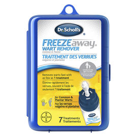 Dr. Scholl's FreezeAway Common and Plantar Wart Remover - 7 treatments