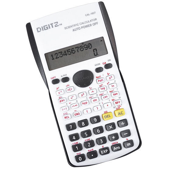 HRS Scientific Calculator - White - CAL1627