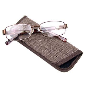 Foster Grant Jason Reading Glasses - Brown - 3.25