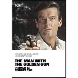 The Man With The Golden Gun (1974) - DVD