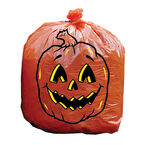 Halloween Pumpkin Lawn Bag