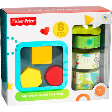 Fisher-Price My First Hide and Seek Tree