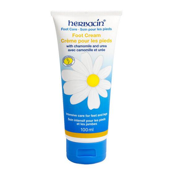Herbacin Foot Cream - 100ml