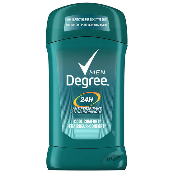 Degree Men Dry Protection Anti-Perspirant Stick - Cool Comfort - 76g
