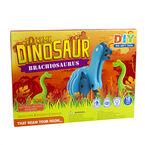 Extreme Dinosaur DIY EVA Soft Foam Brachiosaurus Kit