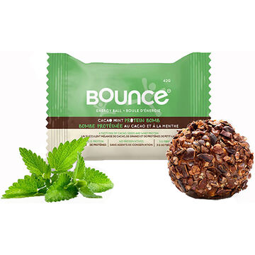 Bounce Energy Ball - Cacao Mint Protein Bomb - 42g