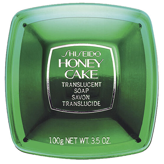 Shiseido Honey Cake Soap - Green