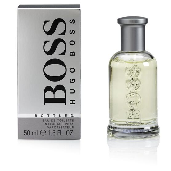 Boss Bottled Eau De Toilette Spray - 50ml