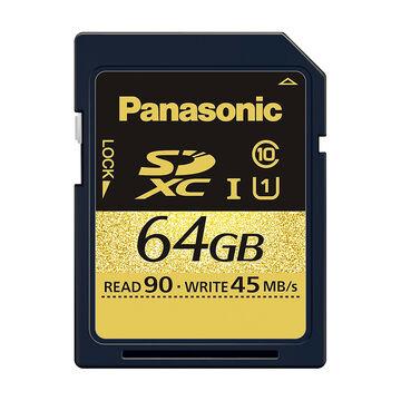 Panasonic 64GB SDXC UHS-1 Card