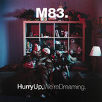 M83 - Hurry Up, We're Dreaming - Vinyl
