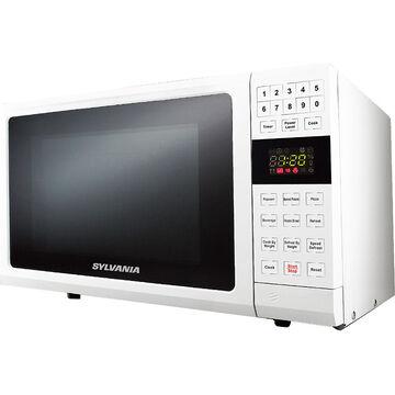 Sylvania 0.9 cu.ft. Microwave - White - SLMW921W