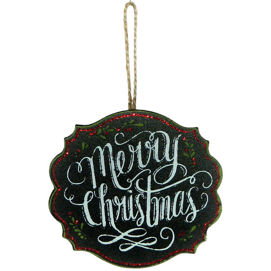 Christmas Forever Merry Christmas Sign - XM-JC5101
