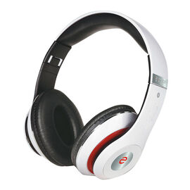 Escape Bluetooth Stereo Headset - White - BTS15