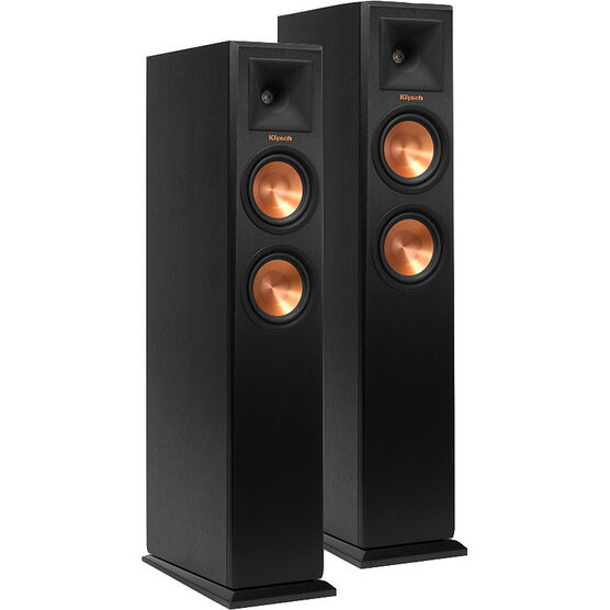 Klipsch Reference Premiere Floorstanding Tower Speaker - Pair - RP250FB