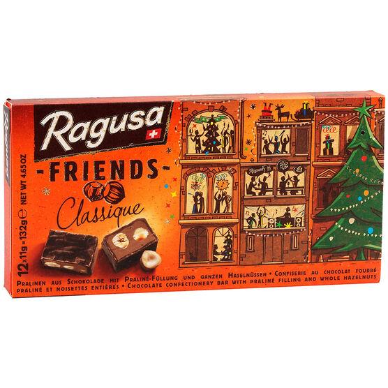 Rasgusa Friends Classique Chocolate - 132g